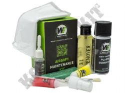 WE Airsoft BB gun maintenance kit for electric & gas AEG AEP & GBB Blowback